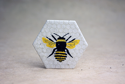 Bee Hexagon