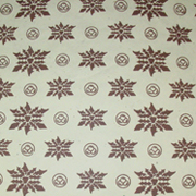 Sequoia handmade lotka wrapping paper