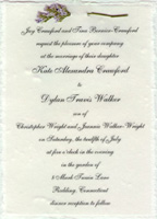 clear vellum invitation paper