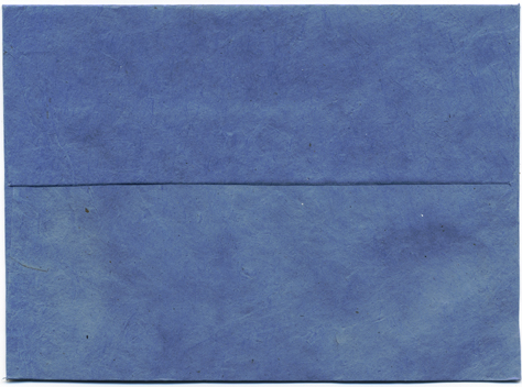 Periwinkle Seeded Paper