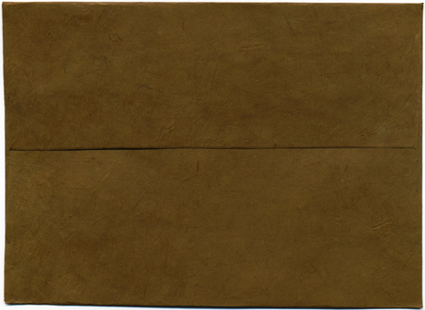 Earth Spice Seeded Envelopes