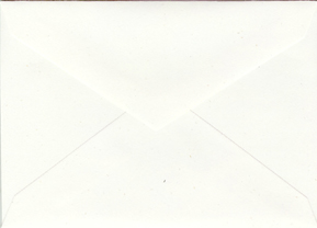 recycled reply envelope
