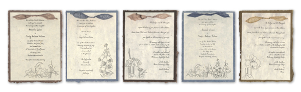 4.5x6 Wildflower invitation banner