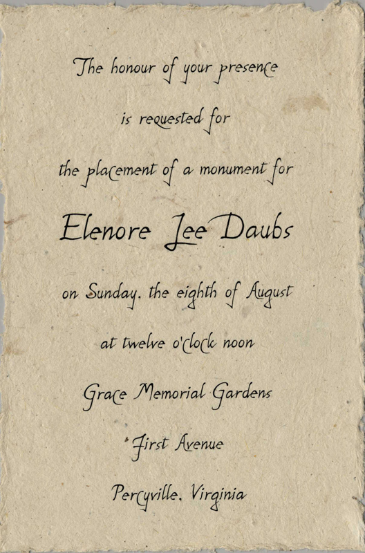 Memorial Service Invitation Wording Fiveoutsiders Com