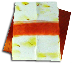 packaged photo of safflower 6x9 DIY Kit