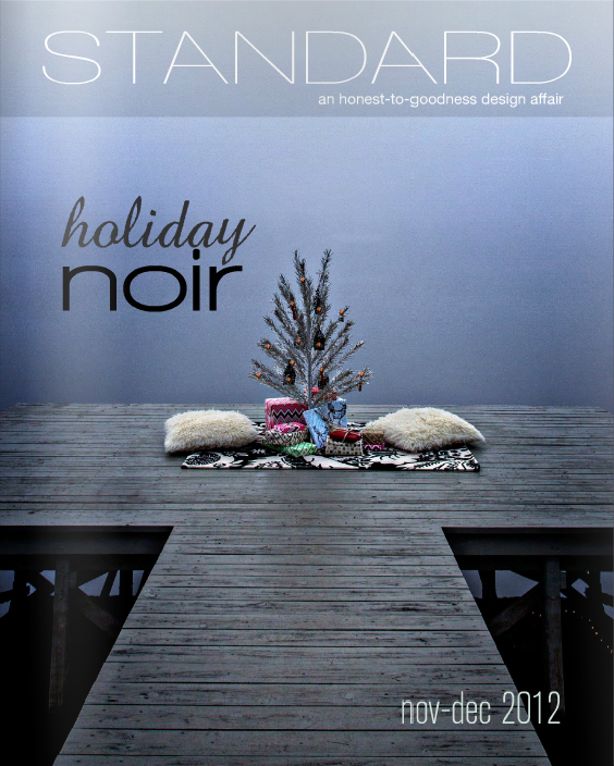 holiday issue standard magazine
