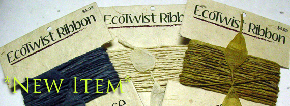 Eco Twist Ribbon
