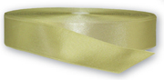 Green Fennel Earth Satin Ribbon