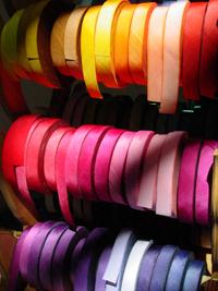 Earth Silk Ribbon