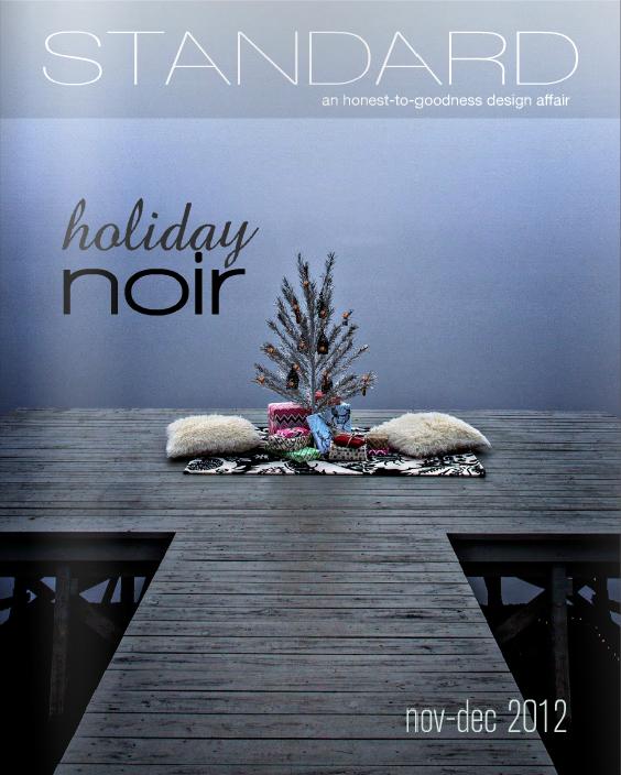 holiday issue standard magazine