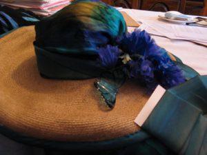 client photo hat band